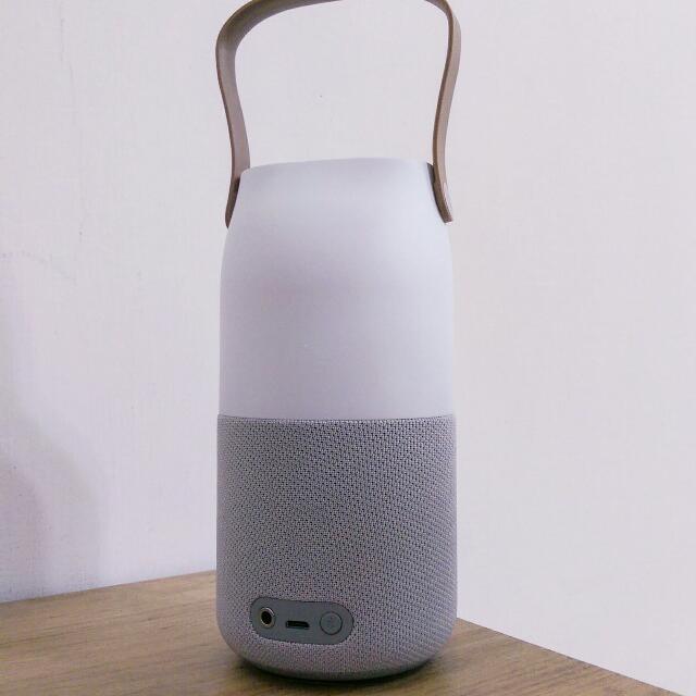 原廠Samsung夜燈式藍芽喇叭
