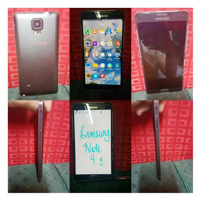 SAMSUNG GALAXY NOTE 4 (Original)