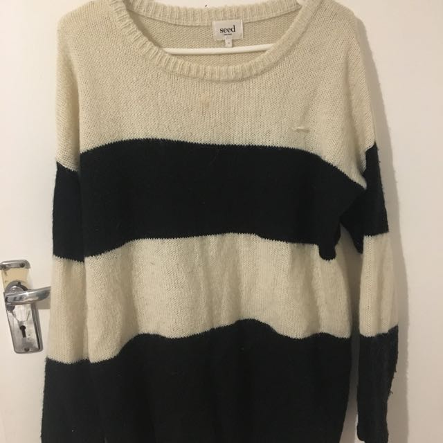 SEED Knitted Sweater