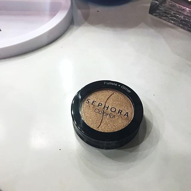Sephora single eyeshadow