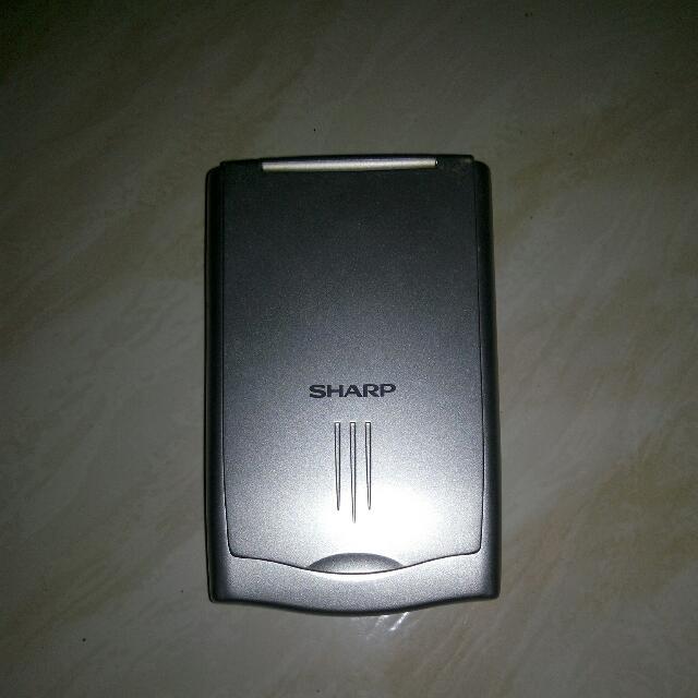 Sharp Electronic Organizer