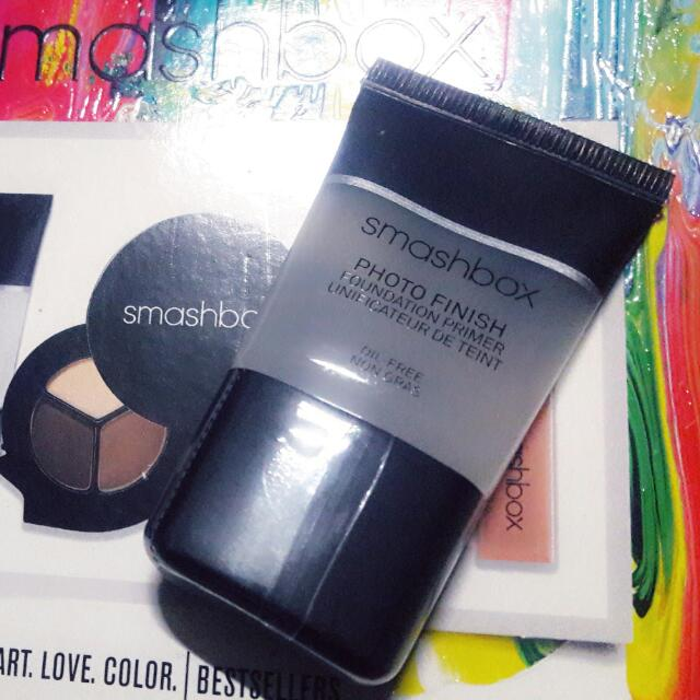 REPRICED!Smashbox Foundation Primer Travel Size