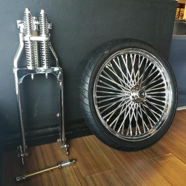 Springer For Harley Davidson