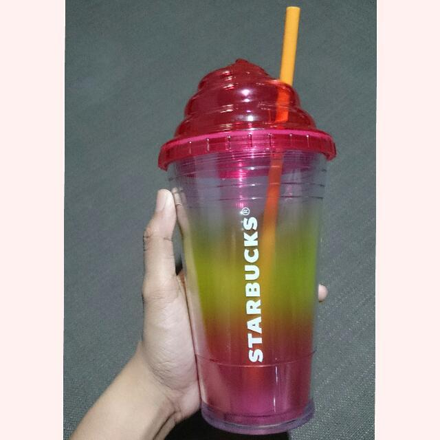 Starbucks Summer Tumbler