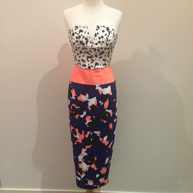 Stunning Shona Joy Dress 👗 Size 10