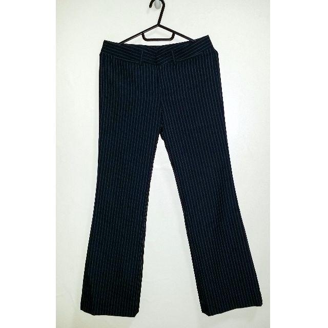 Tailored Pinstripe Pants Ladies
