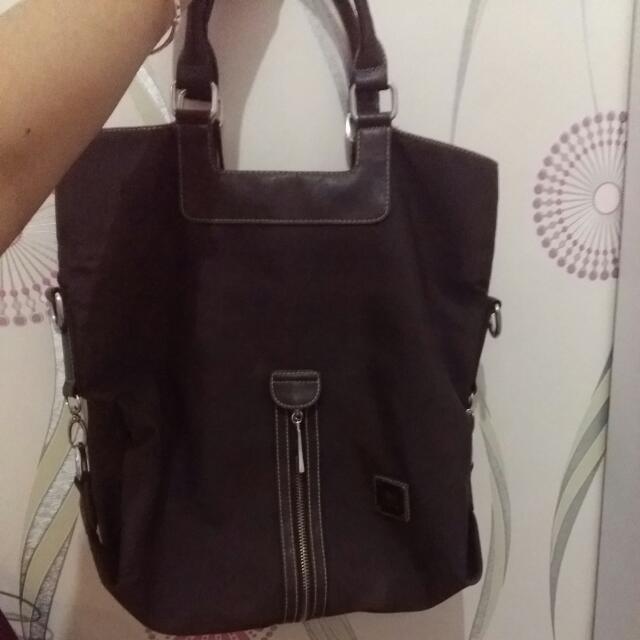 Tas Totte Bag Cokelat