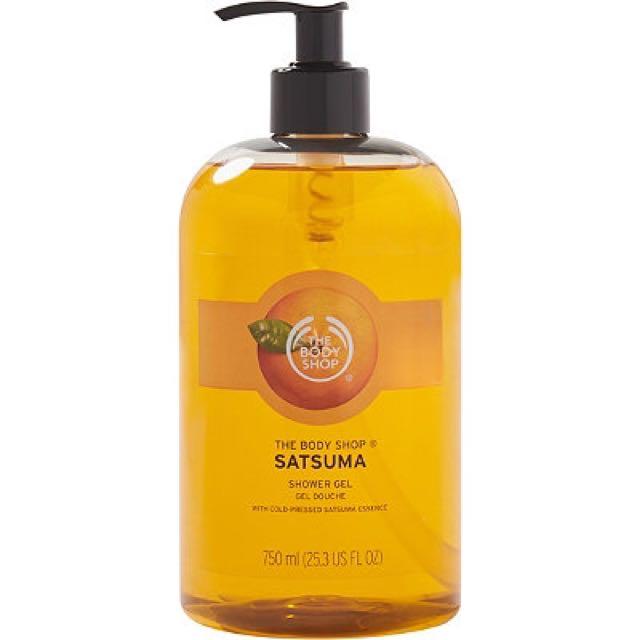 The Body Shop 750ml Shower Gel