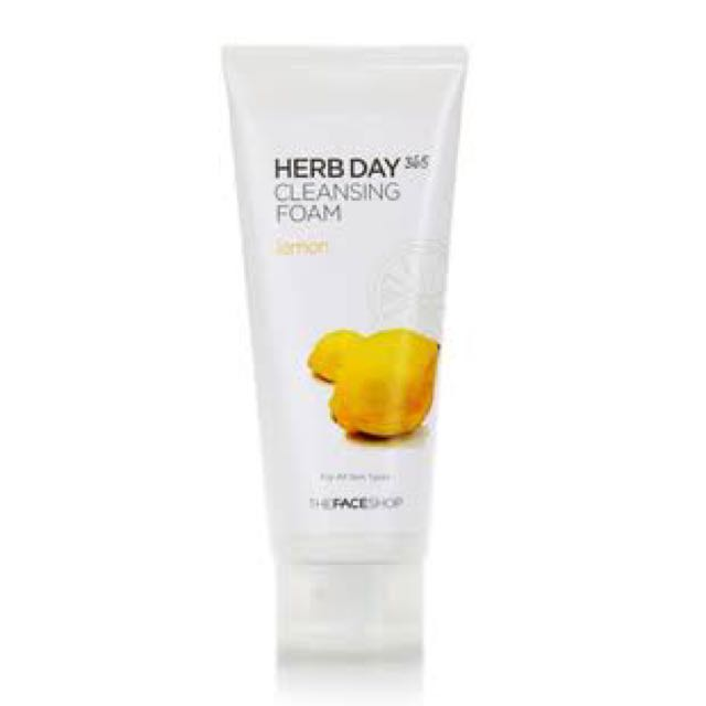 The Face Shop Facial Wash