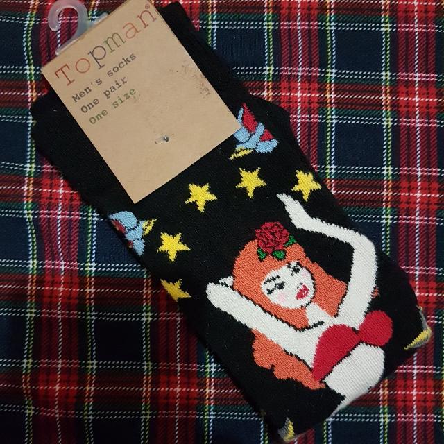 Topman Men's Socks (SOLD)