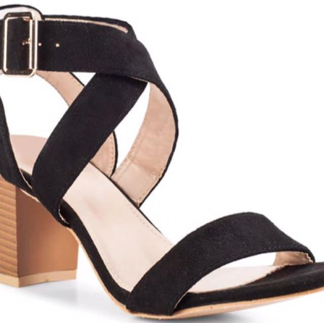 Velvet Delilah Open Toe Sandals
