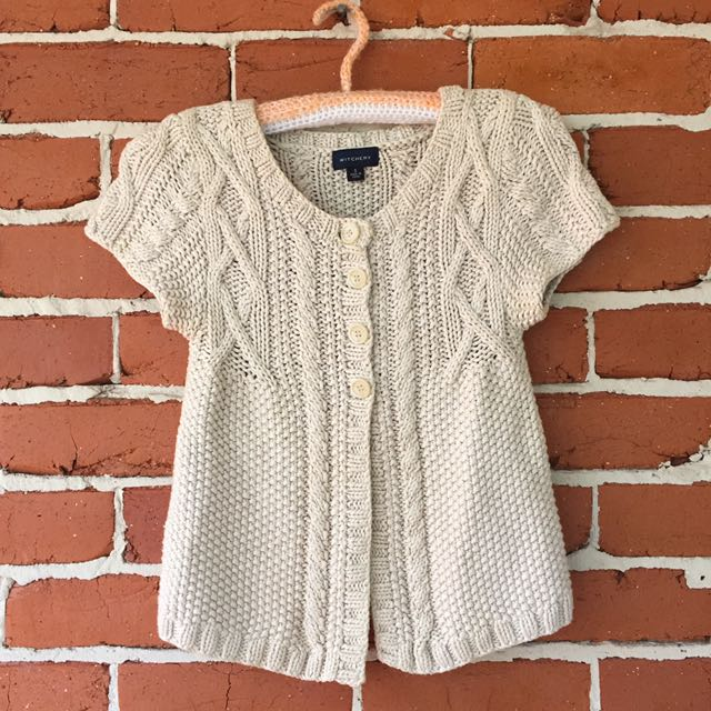 Witchery Knit/Jacket