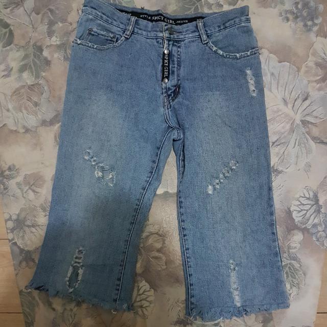 Women's 3/4s Pants (Preloved)