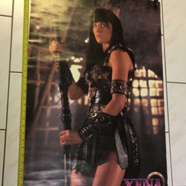 Xena Warrior Princess Poster