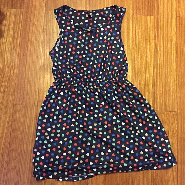 Zara Heart Dress