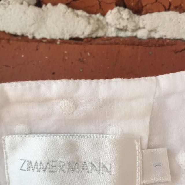 Zimmerman Resort Dress Size 1