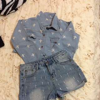 Tops & Short