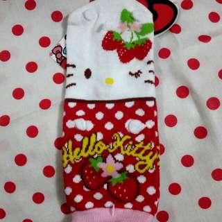 SANRIO Hello kitty 襪