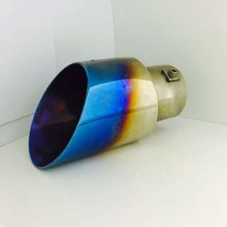 Stainless Steel Chrome Muffler Tip