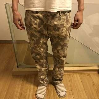 Stussy 迷彩褲