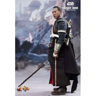 ROGUE ONE: A STAR WARS STORY CHIRRUT ÎMWE 1/6TH SCALE COLLECTIBLE FIGURE