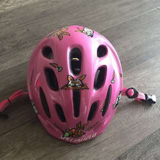 Girl's Bicycle Helmet