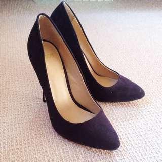 Asos NEW Size 5 Stilettos Black