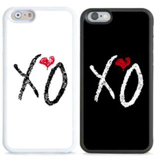 The Weeknd XO Plastic Hard Case For Iphone And Samsung