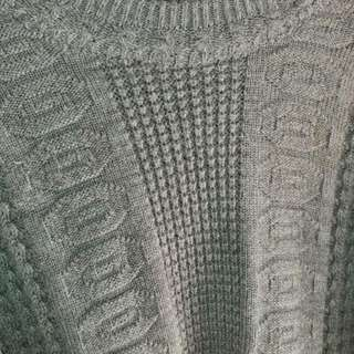 Knitted BF Sweater