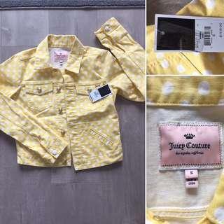 BNWT - Sz S Juicy Couture Denim Jacket