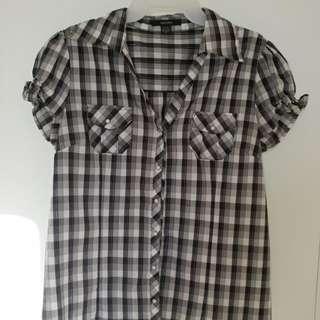 Checkers Short Sleeves Shirt