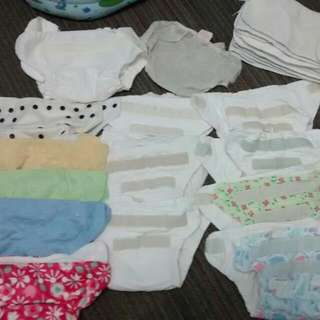 Washable Diapers / Cloth Diapers