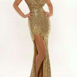 Portia and scarlet Formal  Diamond gown From Dollhouse