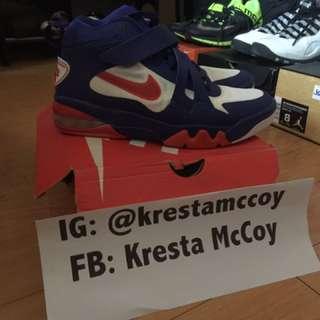 Nike Charles Barkley Basketball Shoes