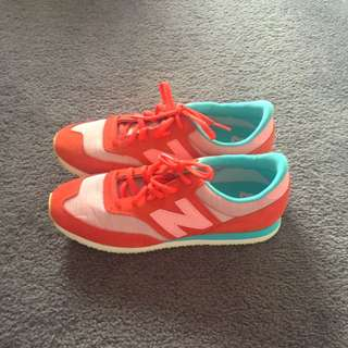 Cute New Balance Sneakers US Size 8