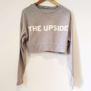 The Upside Crop Jumper