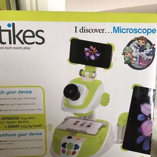 Kids Microscope Toy