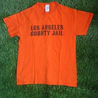 Los Angeles County Jail shirt