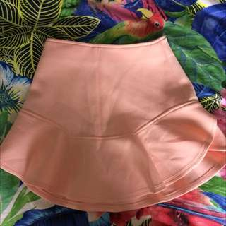 Pink Skirt- Size 8