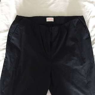 Gorman Black/navy Trousers