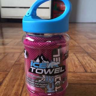 Hanns Ice Towel 2in1 - Lasts For Hours!