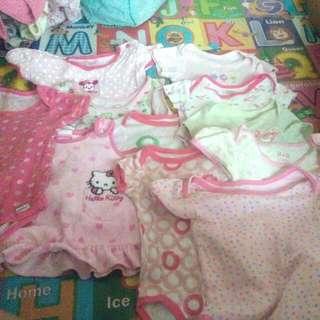 3 to 10 months onesie