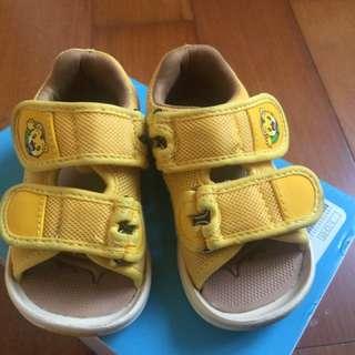 日本購回 巧虎多功能涼鞋 14cm 含原紙盒