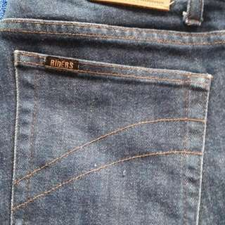 Riders By Lee Size 12 Jeans