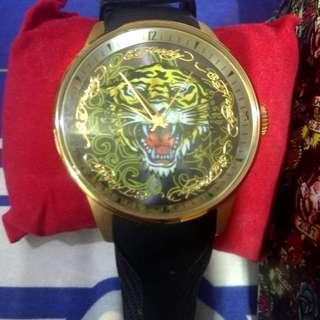 原廠Ed Hardy 手錶