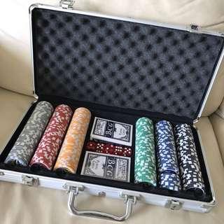 Poker Set (300 Chips)