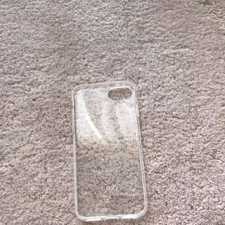 Clear Iphone 7 Cover