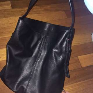 Black Zara Tote/bag