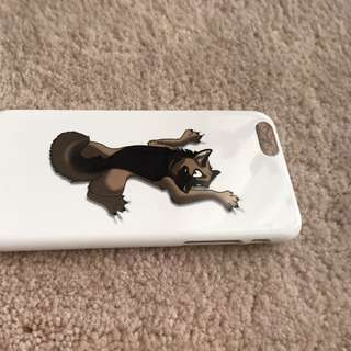 Funny German Shepherd Iphone 6 Case