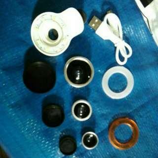 9 In 1 Multi Led Lens
